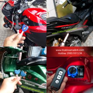 Làm chìa khoá xe máy tại Hà Nội