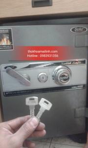 Mở khoá két sắt giỏi tại Vĩnh Phúc