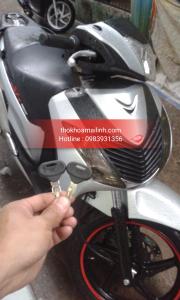 Làm chìa khoá xe máy các quận tại Tphcm
