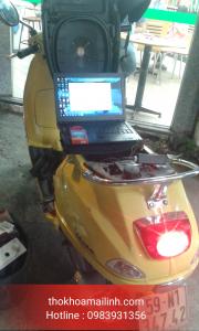 Làm chìa khoá xe máy Honda Yamaha Piaggio Suzuki