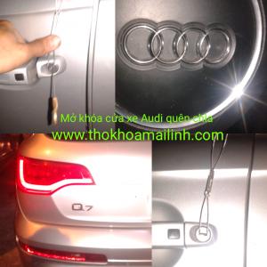 Mở khoá xe hơi Mercedes Bmw Audi