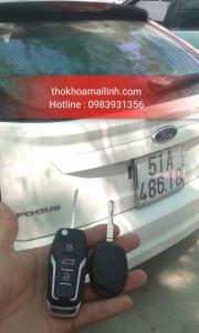 Chìa khoá xe ô tô Focus