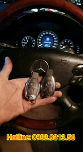 Chìa Khoá Xe ô tô Mercedes