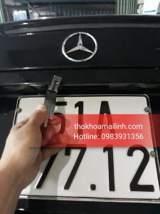 Mở Khoá Xe Ôtô Mercedes Maybach Quên Chìa - Làm Chìa Khóa Smartkey