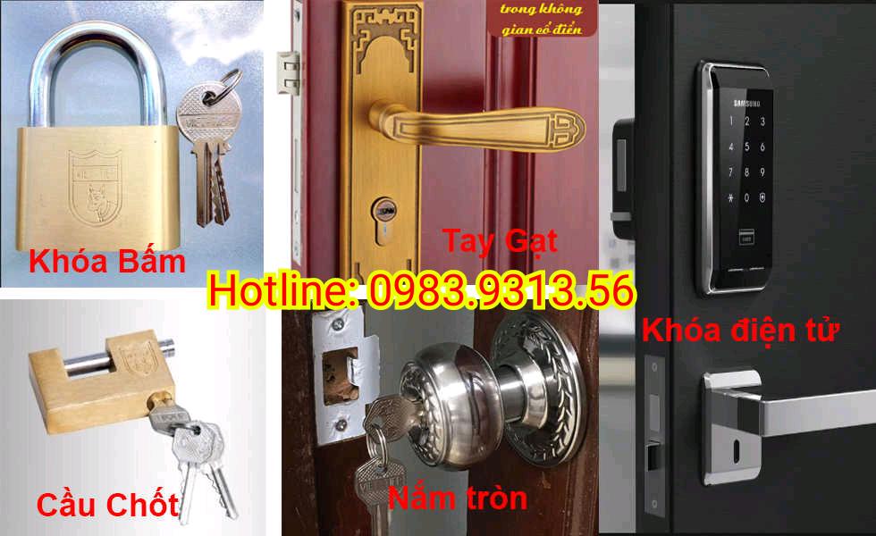 Sửa Khóa Tại Nhà Quận Phú Nhuận 24/24 Giá 100K