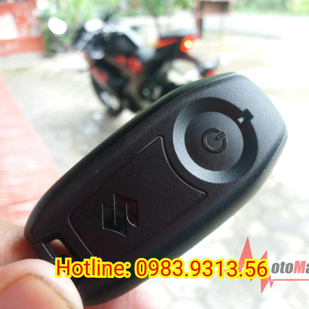 Làm Chìa Khóa Remote Smartkey Xe Suzuki GSX R150 S150 Tại TPHCM