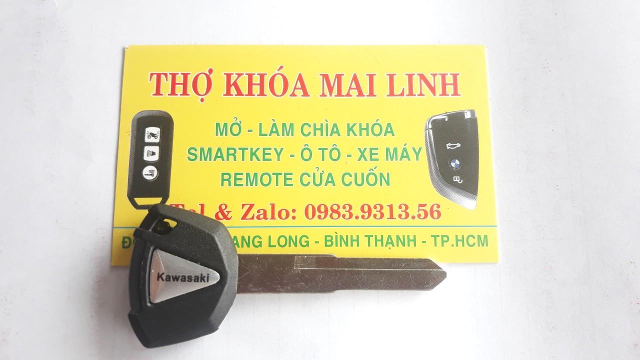Giá Làm Chìa Khóa Chíp Từ Hiss Xe Kawasaki Z300 Z800 Z900 Z1000 – Sửa Khóa 24H